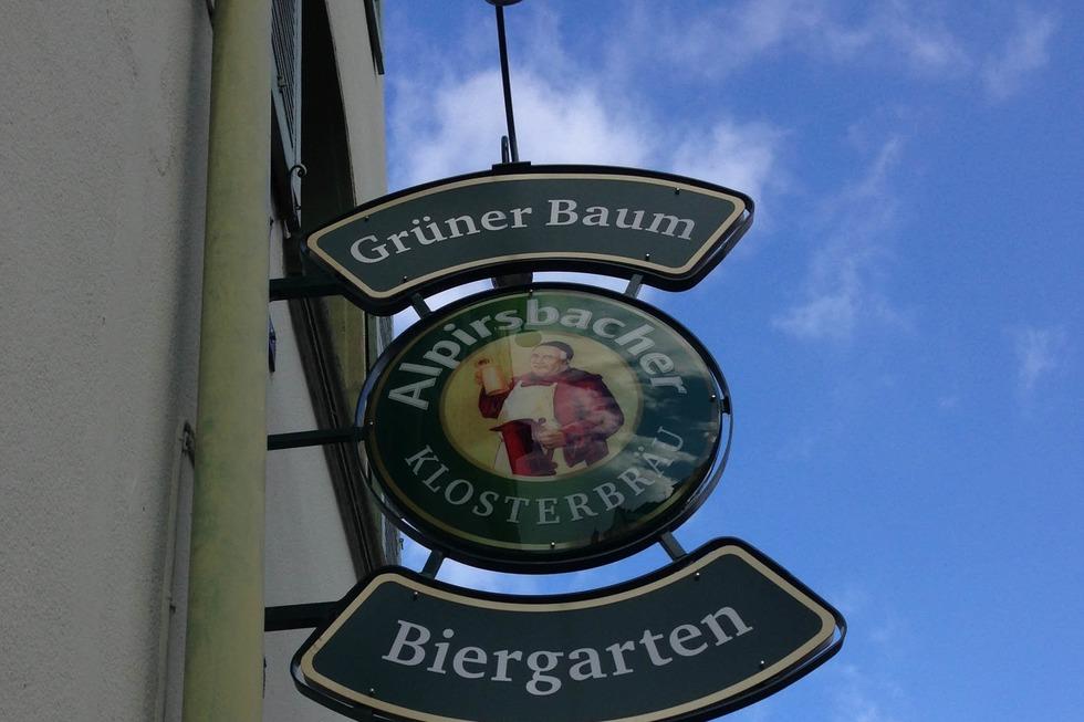 Pizzeria Grüner Baum - Freiburg