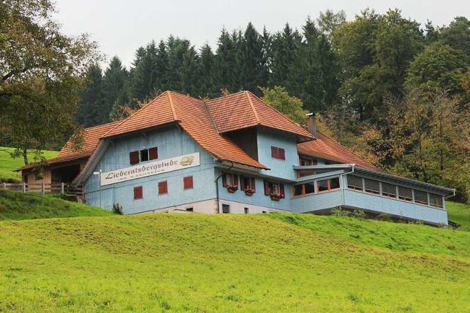 Lieberatsberg-Stuben (Dörlinbach) - Schuttertal