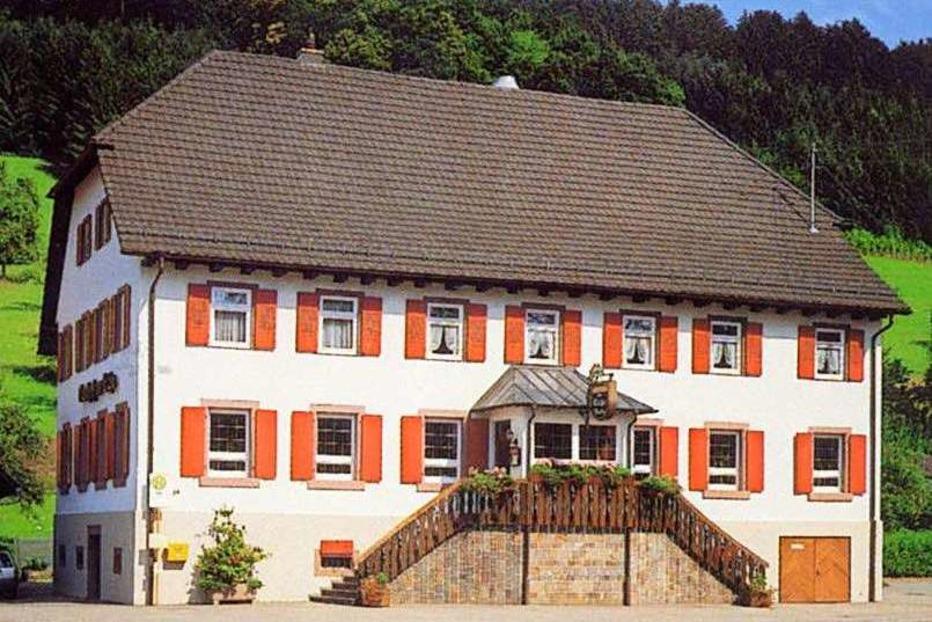 Landgasthaus zur Eiche - Schuttertal