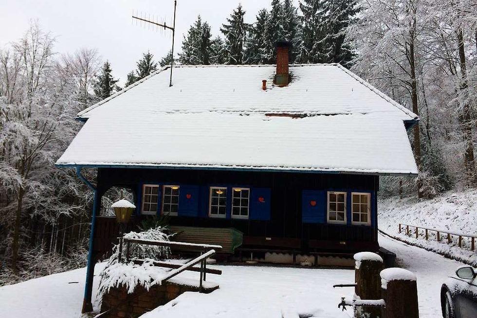 Lahrer Hütte auf dem Geisberg - Schuttertal