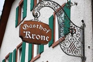 Gasthaus Krone Schweighausen