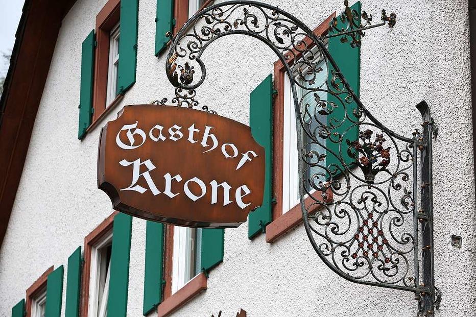 Gasthaus Krone Schweighausen - Schuttertal