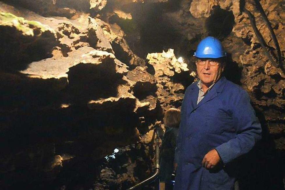 Tschamberhöhle Karsau-Riedmatt (an der B34) - Rheinfelden