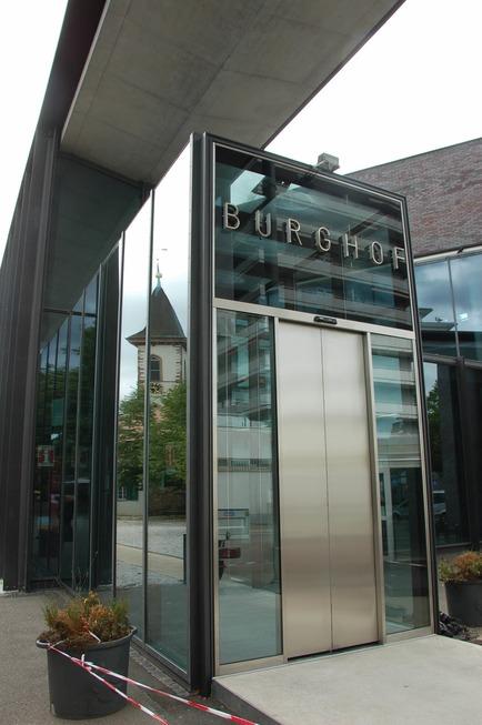 Burghof - Lörrach
