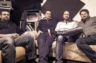 Formation Dopamind gastiert in Minis Musicbar in Bad Säckingen