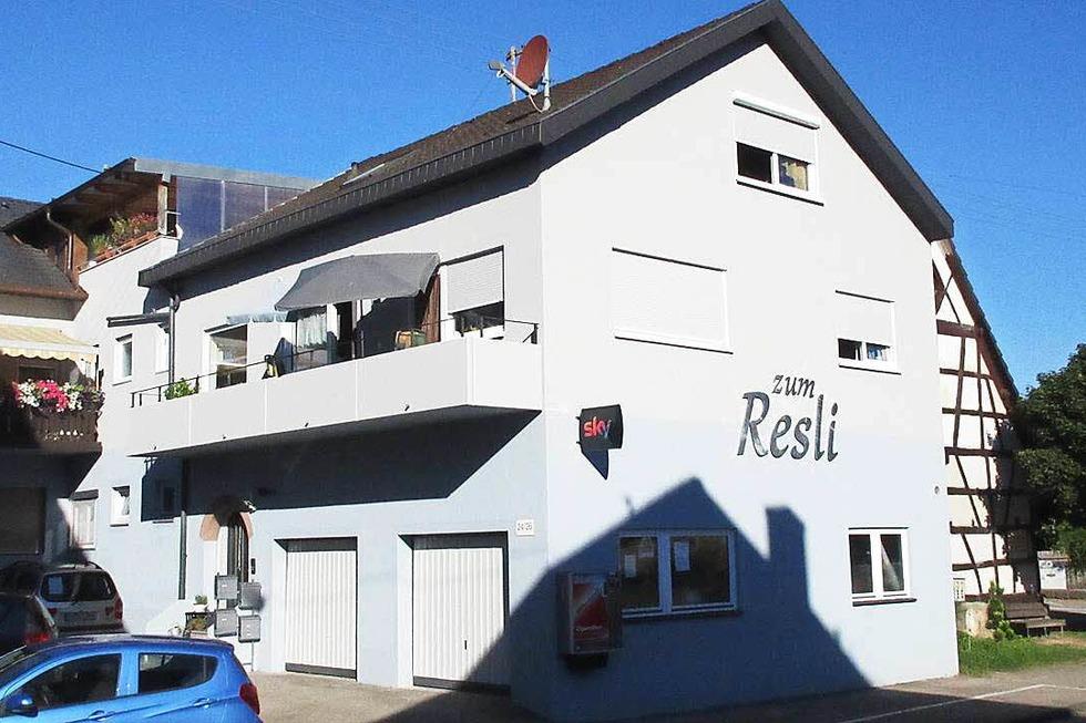 Gasthaus Heckenrose (Nordweil) - Kenzingen
