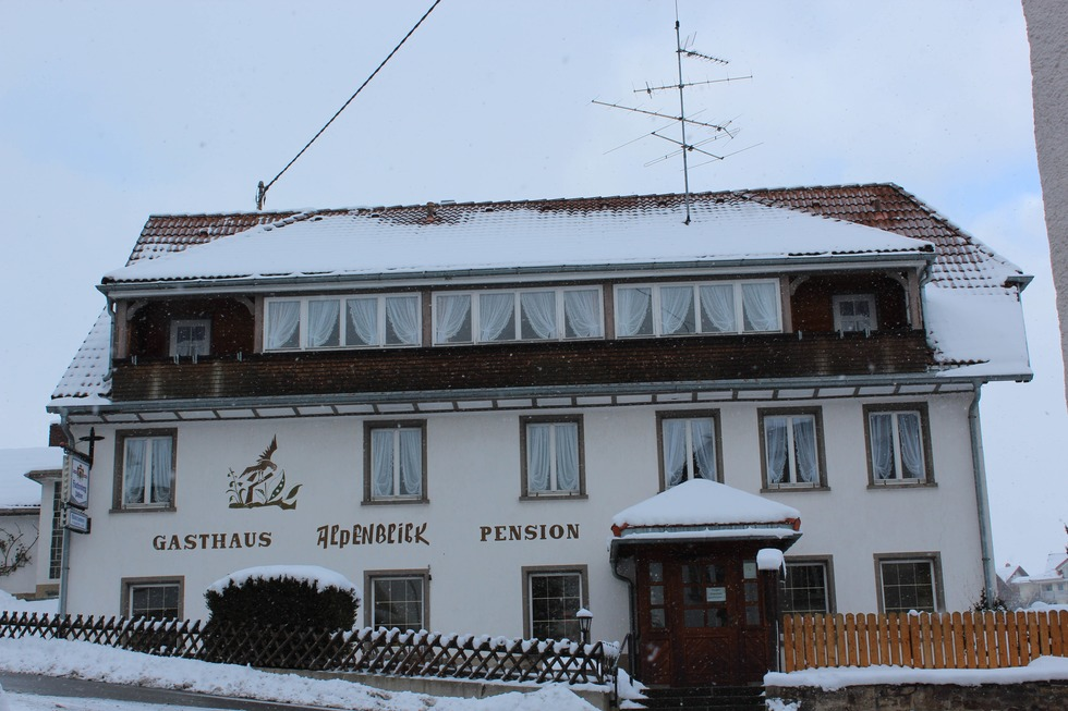 Gasthaus Alpenblick (Göschweiler) - Löffingen