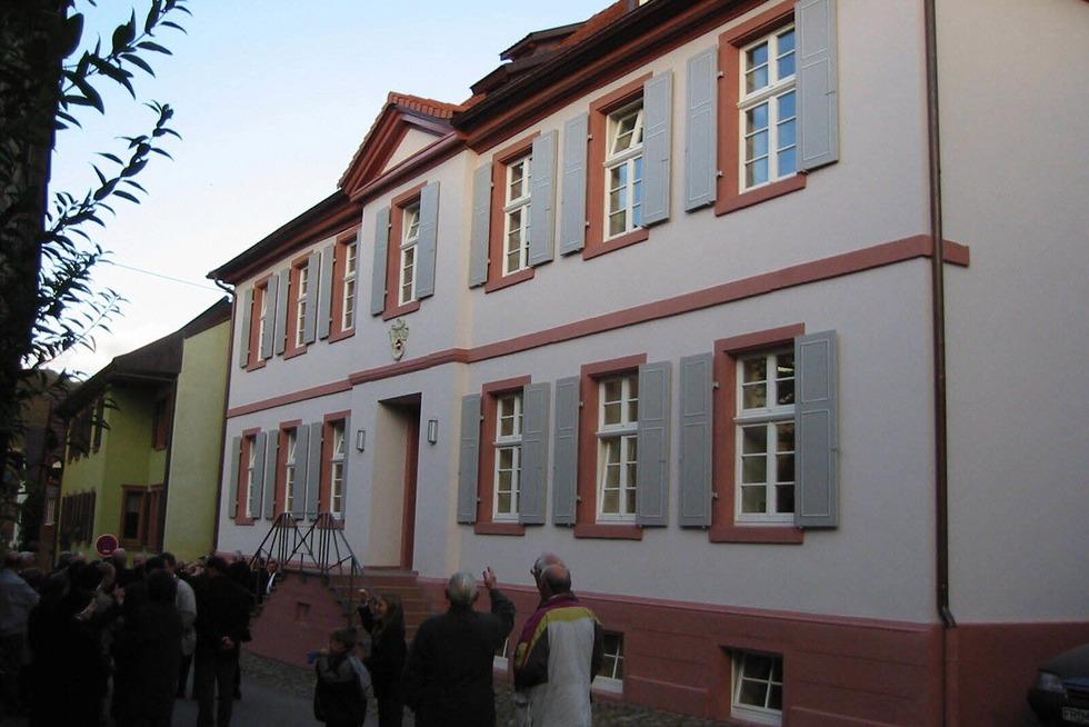Alte Schule (Oberrotweil) - Vogtsburg