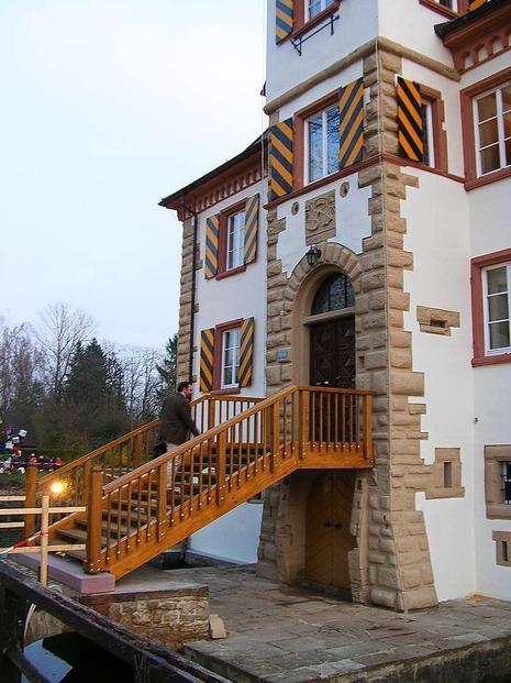 Wasserschloss Entenstein - Schliengen