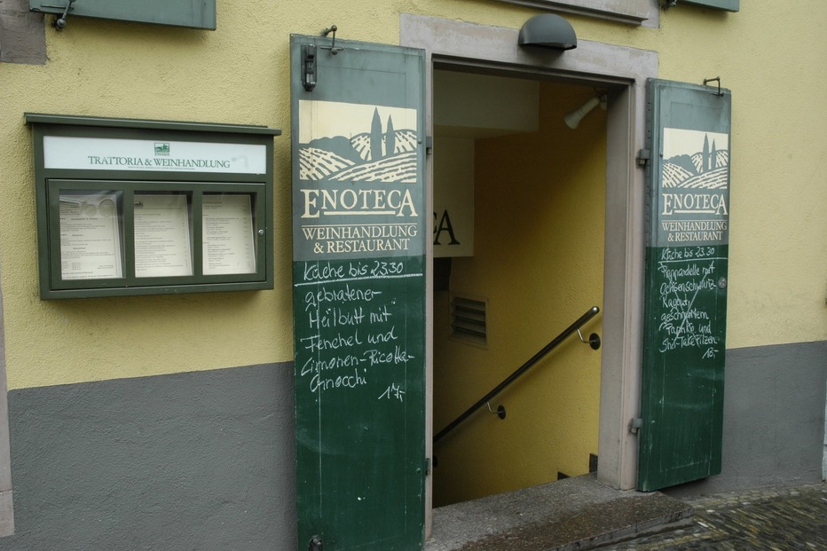 Restaurant Enoteca - Freiburg