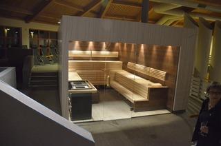 Sauna Parc IV Jahreszeiten