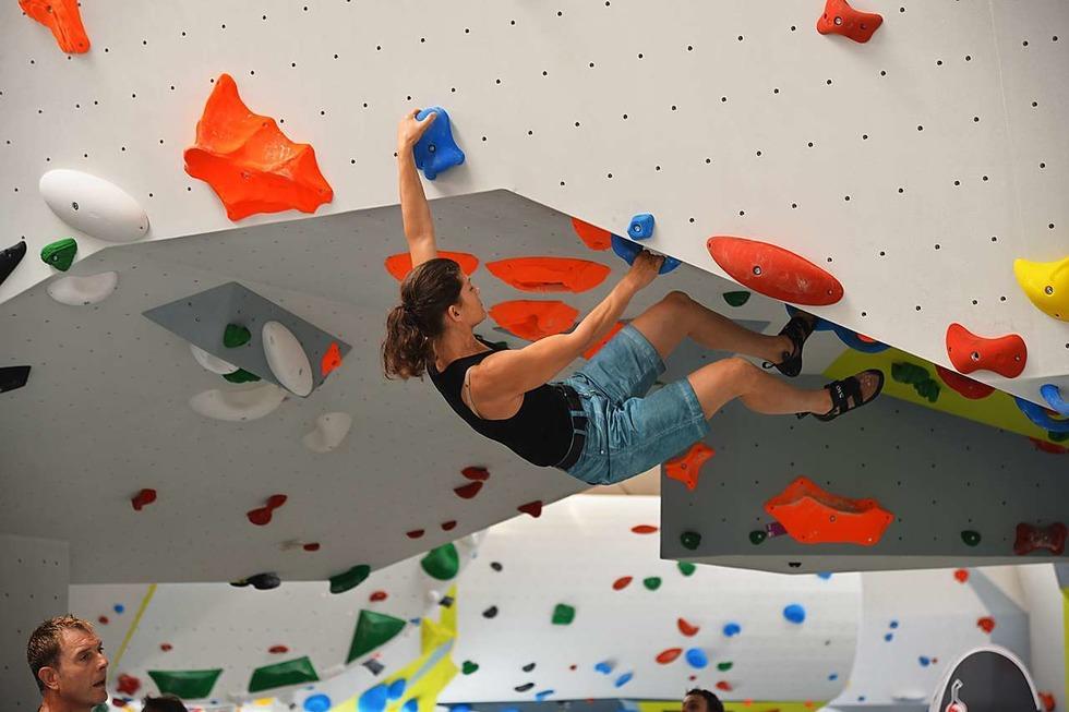 LöBloc Boulderhalle - Grenzach-Wyhlen
