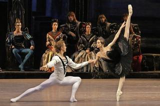 """Ballett """"Schwanensee"""" live aus dem Bolschoi Moskau im Lörracher Union-Filmtheater"""