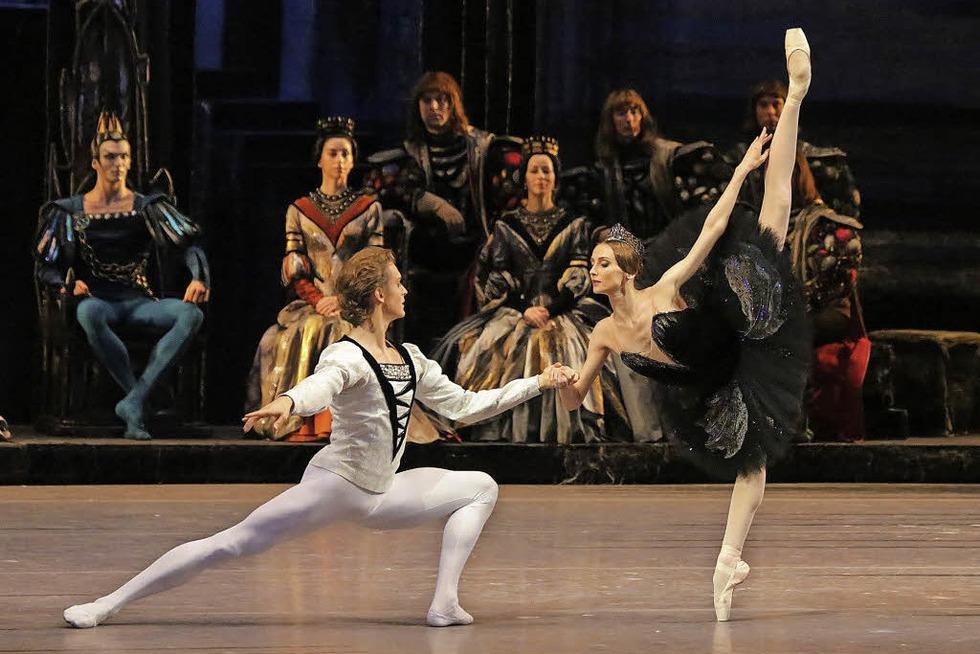 """Ballett """"Schwanensee"""" live aus dem Bolschoi Moskau im Lörracher Union-Filmtheater - Badische Zeitung TICKET"""
