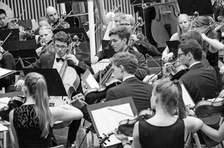 Das Freiburger Studenten-Orchester spielt im Konzerthaus
