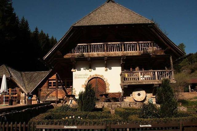 Mühlenmuseum Tannenmühle
