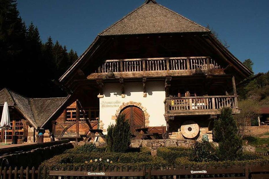 Mühlenmuseum Tannenmühle - Grafenhausen