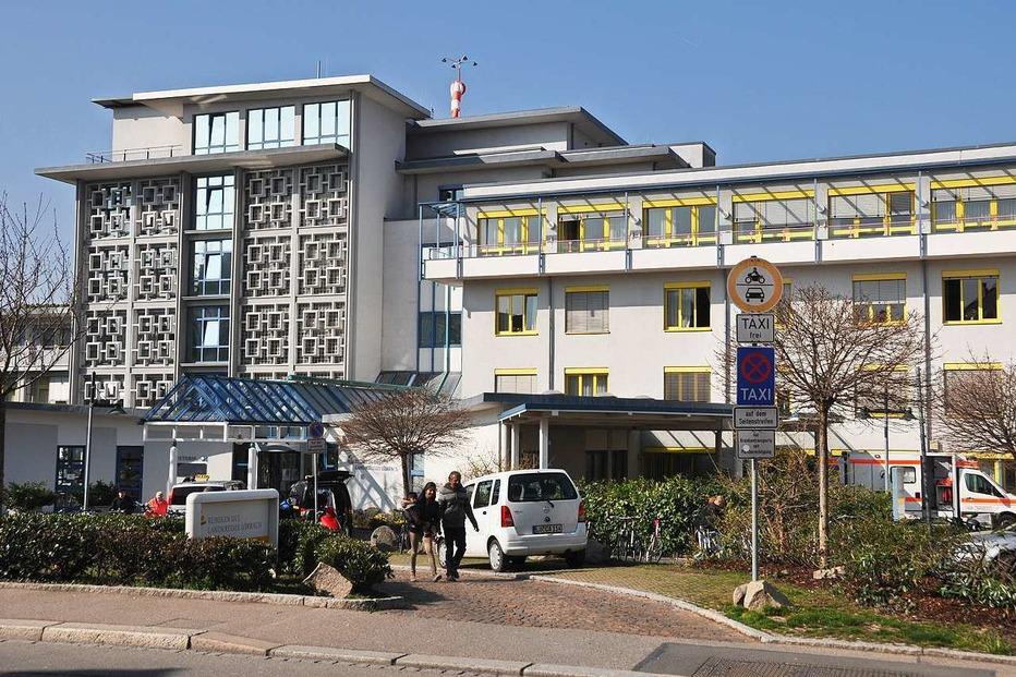 Kreiskrankenhaus - Lörrach