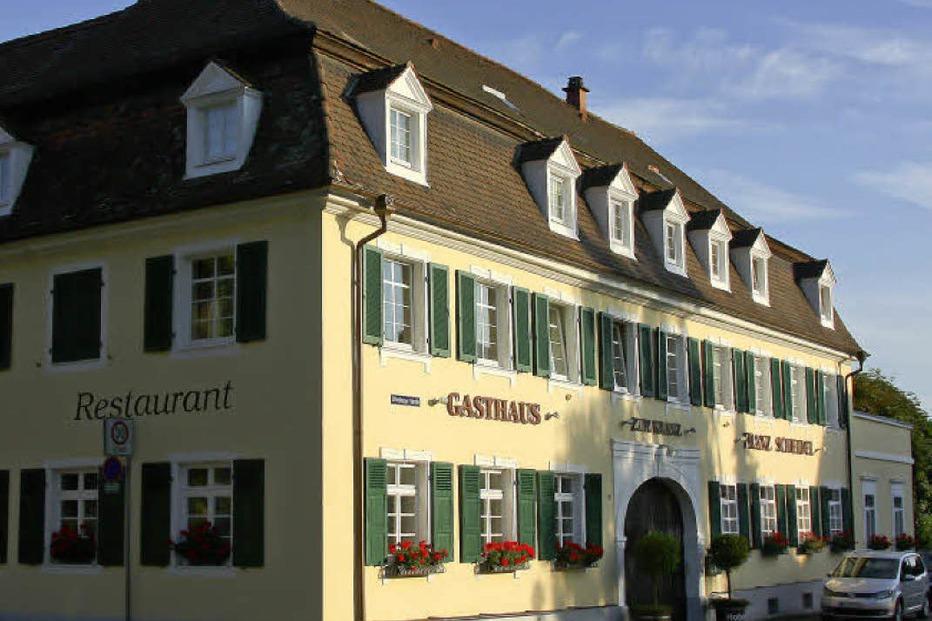 Gasthaus Schieble - Kenzingen
