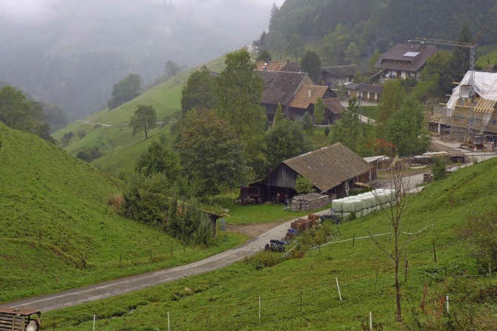 Ortsteil Elbenschwand - Kleines Wiesental