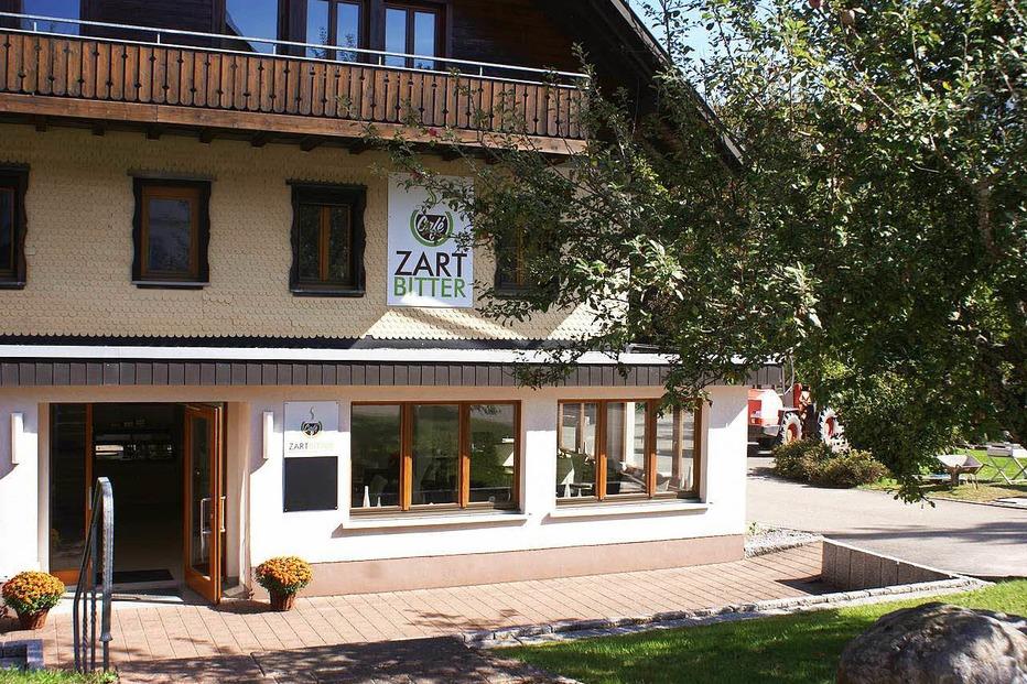 Café Zartbitter - Rickenbach