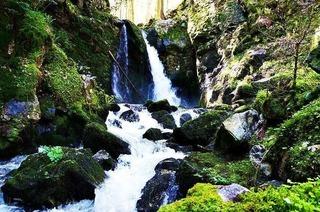 Wasserfall Strahlbrusch