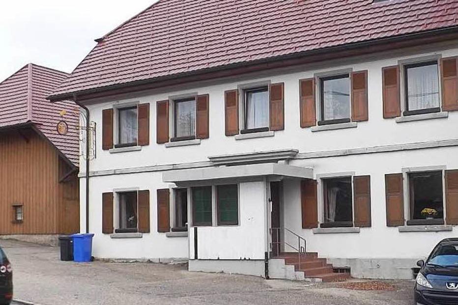 Gasthaus Drei König (Willaringen) - Rickenbach
