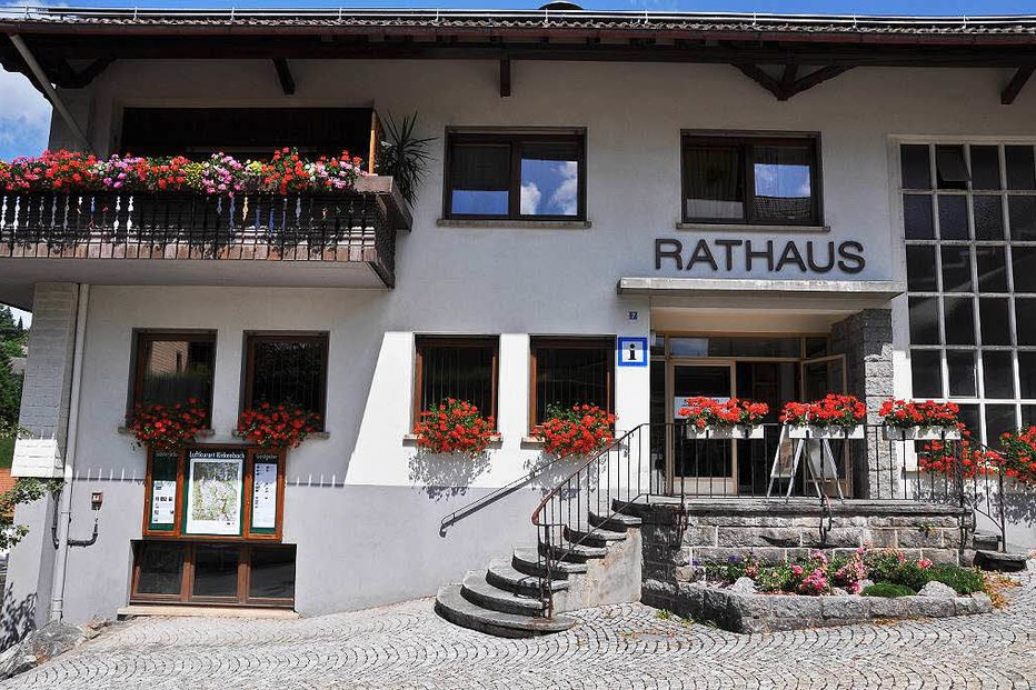 Rathaus - Rickenbach
