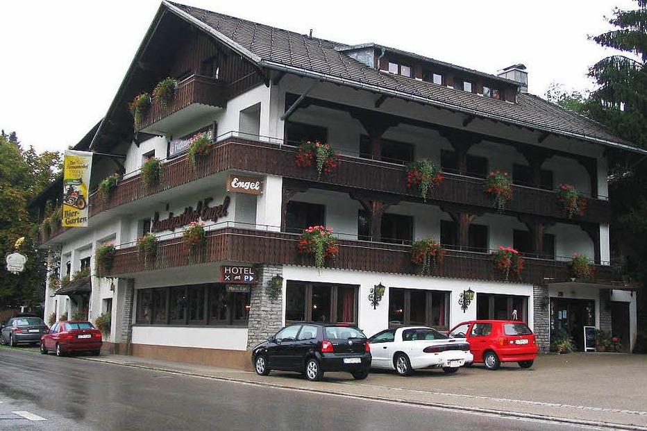 Hotel Alemannenhof Engel - Rickenbach
