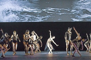 "Ballett ""Woolf Works"" aus dem Royal Opera House London im Union-Filmtheater Lörrach"