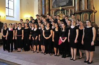 Der Madrigalchor und das KHG-Orchester konzertieren in St. Urban und in der Christuskirche