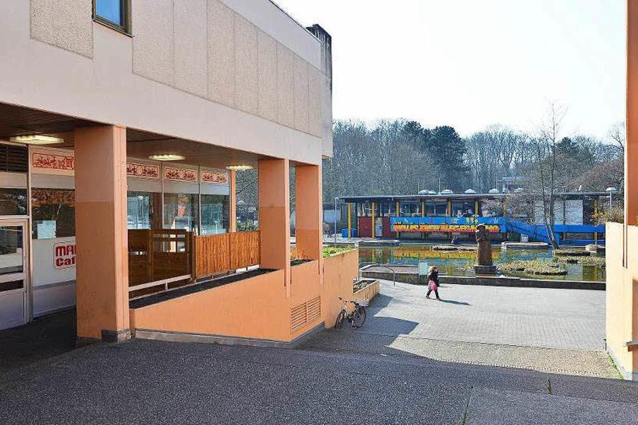 Platz der Begegnung - Freiburg
