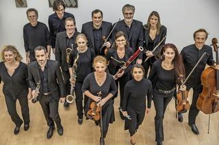 Ensemblekonzert der Holst-Sinfonietta im E-Werk