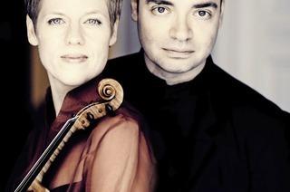 Soirée Brahms mit Geigerin Isabelle Faust und Pianist Alexander Melnikov in Riehen