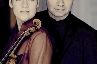 Isabella Faust (Violine) und Alexander Melnikov (Klavier) gastieren im Landgasthof in Riehen/Schweiz