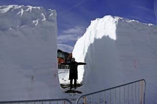 Erstes Schwarzwälder Schneeskulpturen-Festival vom 9. bis zum 12. Februar in Bernau