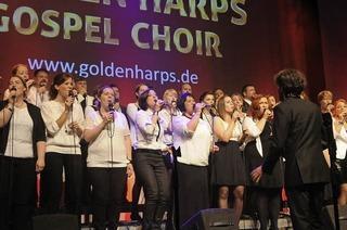 Golden Harps Gospel Choir in Emmendingen