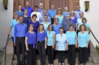 Drei Kirchenkonzerte im Kreis Lörrach mit dem Kammerchor SchöneTöne und geistlichen Werken von Mendelssohn Bartholdy