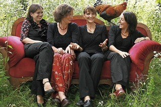 Internationale Musik zum Weltfrauentag