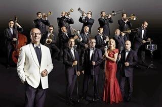 Glenn Miller Orchestra in der Reithalle Offenburg