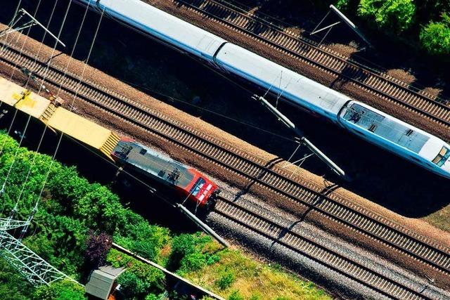 Nahverkehr auf Rheinschiene soll deutlich ausgeweitet werden