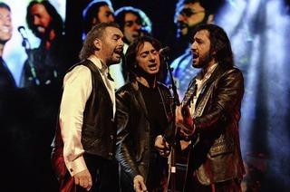 Massachusetts mit The Italian Bee Gees und drei Originalmusikern der Bee Gees in der Oberrheinhalle Offenburg
