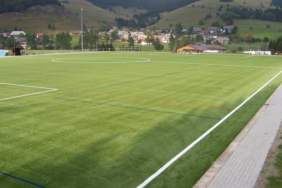 Sportzentrum Spitzenberg - Bernau