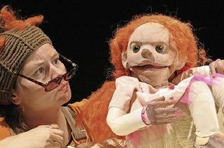 Kindertheater ab vier Jahren in er Mediathek in Wehr