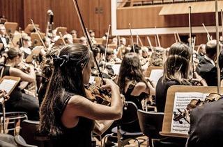 Akademisches Orchester im Konzerthaus