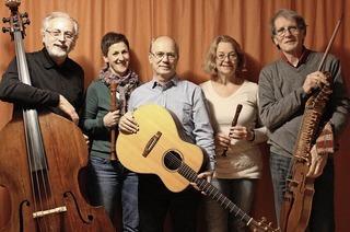 Volksmusik ohne Volkstümelei mit mit Vetterliswirtschaft