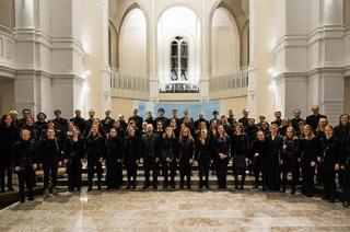Evangelische Studentenkantorei Freiburg singt in Schopfheim