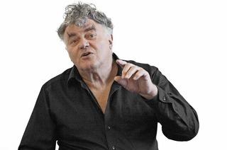Volker Staub im Stiftsschaffneikeller Lahr
