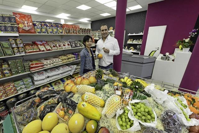 Safaran Lebensmittelmarkt