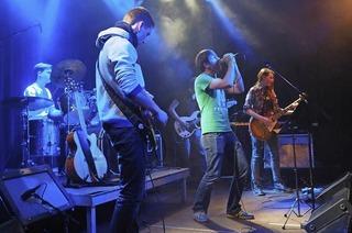 Die Städtische Musikschule Lahr präsentiert Rock- und Popbands im Schlachthof